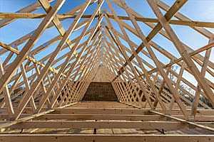 Articolo Tetto ventilato in legno