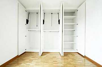 Foto articolo armadiature e cabine armadio in cartongesso
