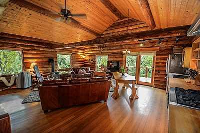 Casa prefabbricata in legno per la montagna articolo