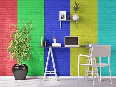 Articolo tonalità colori pareti