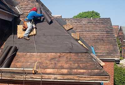 Impermeabilizzare tetti in legno