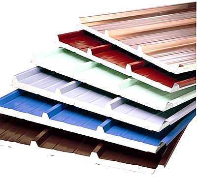 Pannelli isolanti per tetti