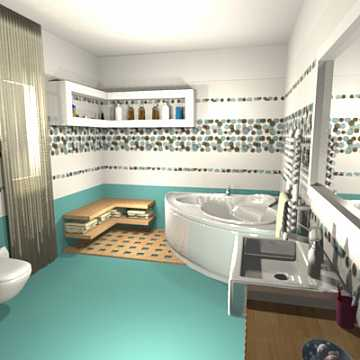 Ristrutturazione completa del bagno