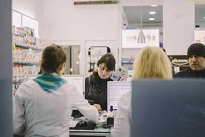 Ristrutturazione farmacia articolo