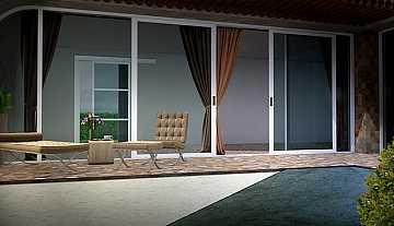 Verande per balconi