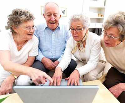 Foto articolo tecnologie terza età