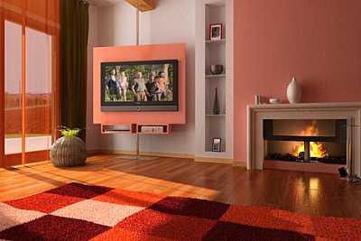foto articolo abbinamento colori arredamento pareti