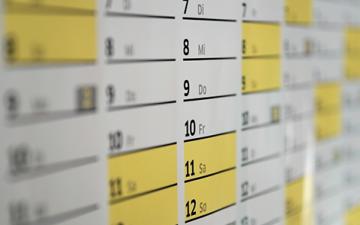 calendario visite figli-genitori