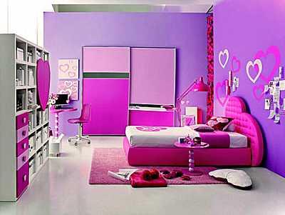 foto articolo pitture per camerette moderne