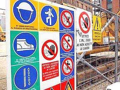 Foto articolo sicurezza nei cantieri