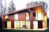 Foto articolo case prefabbricate legno costi e caratteristiche