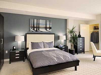 Foto articolo il colore delle pareti in camera da letto