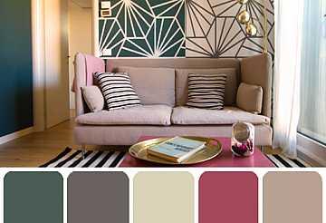 foto articolo colori pastello per pareti