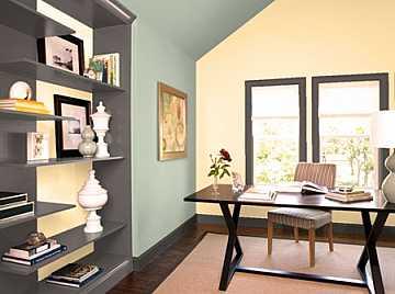 foto articolo colori pareti ufficio
