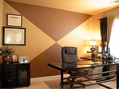 Foto articolo come pitturare stanze di due colori