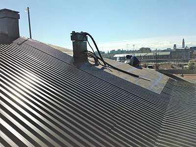 immagine di copertura di un tetto