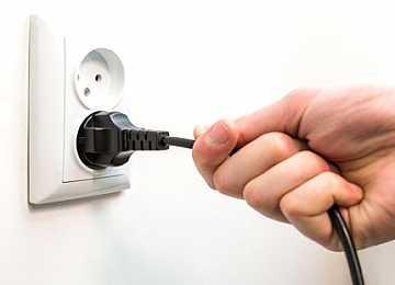 Foto articolo dispersione elettrica negli elettrodomestici