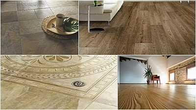 foto principale per articolo tipologie di pavimento