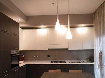 Foto articolo illuminazione cucina