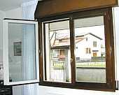 foto articolo infissi legno alluminio prezzi