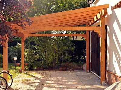 porticato in legno prezzi articolo