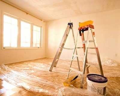 foto articolo come si prepara una parete da pitturare