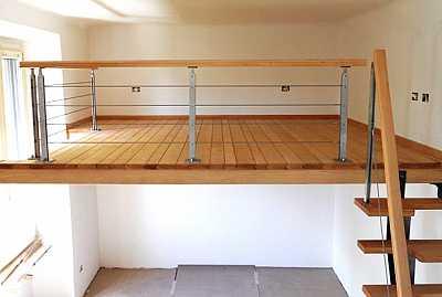 Foto articolo prezzi soppalco in legno