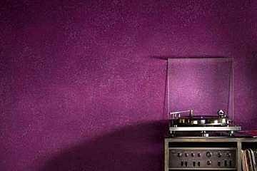 Foto articolo effetto spatolato pareti di casa