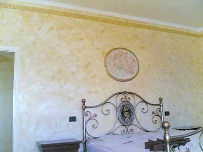 foto articolo tecniche pittura interni