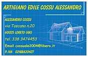 ARTIGIANO EDILE COSSU ALESSANDRO