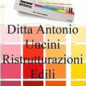 Ditta Antonio Uncini Ristrutturazioni Edili