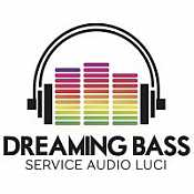 Dreaming bass service audio luci
