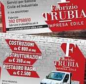 Impresa edile Fabrizio Trubia
