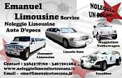 Noleggio limousine toscana