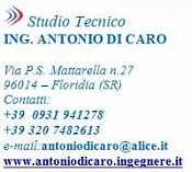 Studio Tecnico Ingegnere Antonio Di Caro