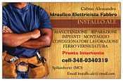 installo ale idraulico elettricista fabbro