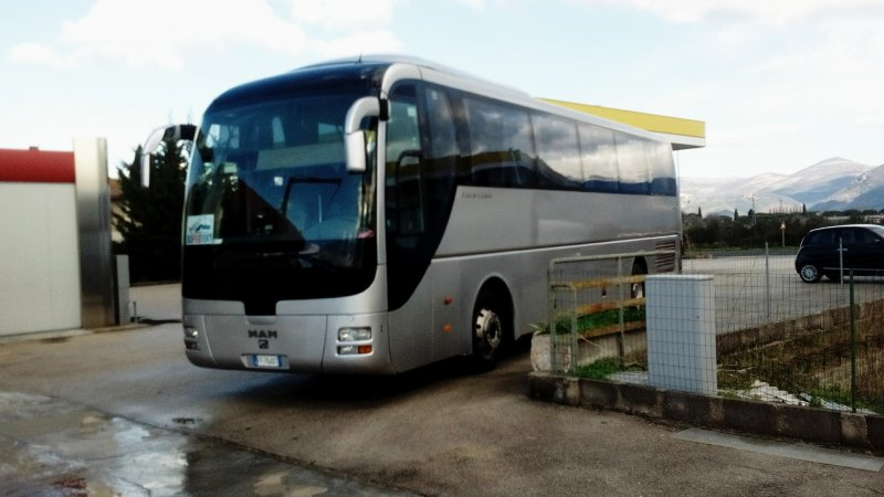 ANTARES TRAVEL BUS OPERATOR Foto 1