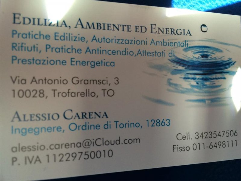Alessio Carena Foto 2