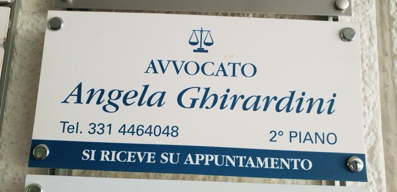 Avvocato Angela Ghirardini Foto 314025.jpg