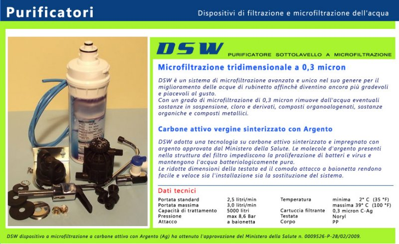 Depur System water srl Foto 11
