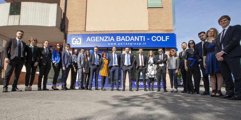 Gallas Group Agenzia Badanti Foto