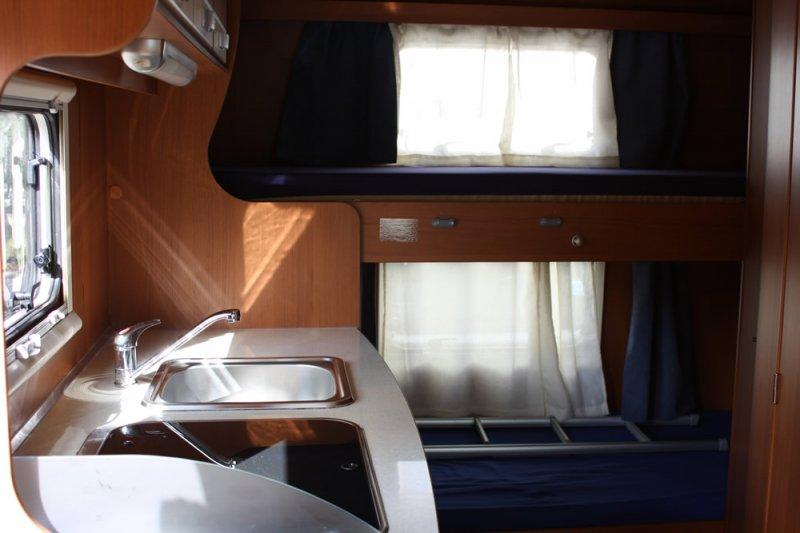 Millemiglia Autonoleggio Camper Foto 5