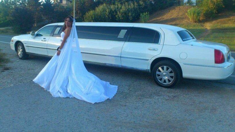 Noleggio limousine toscana Foto 10