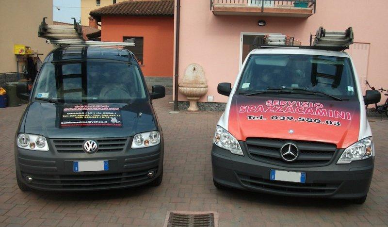 Servizio Spazzacamini Foto 10