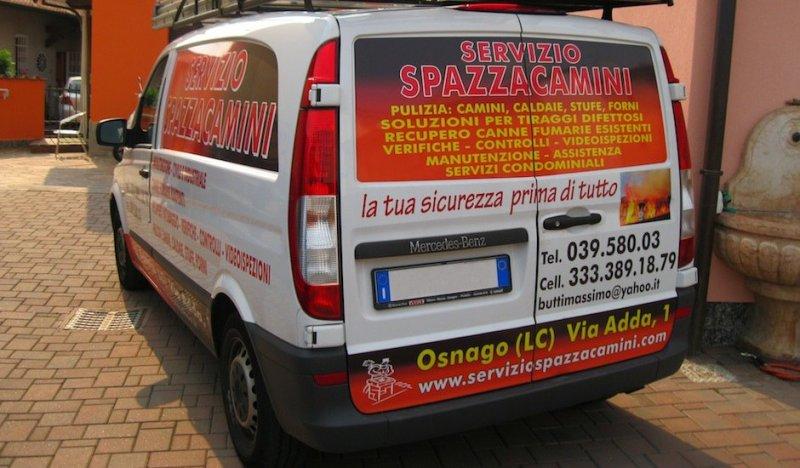 Servizio Spazzacamini Foto 14