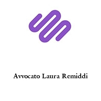 Avvocato Laura Remiddi