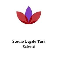 Studio Legale Tusa Salvetti