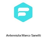 Antennista Marco Sanetti