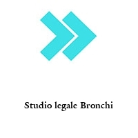 Studio legale Bronchi