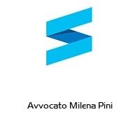 Avvocato Milena Pini